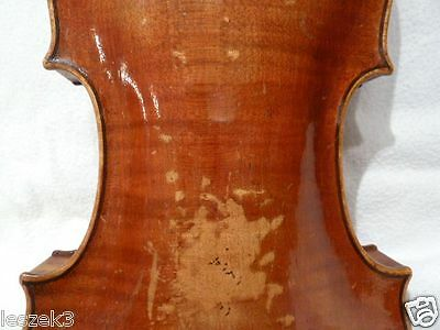 Private COLLECTION to SELL - 44:  Old 7/8  VIOLIN - GEIGE