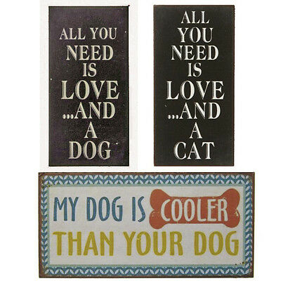 Cool New Dog Cat Metal Fridge Magnets Dog Cat Lover Gifts Memo Holders