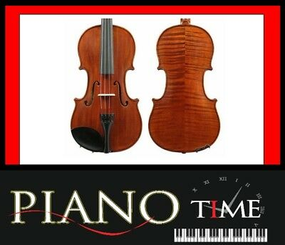 Enrico Custom | 1/4 Size Violin | w/Case and Bow | Brand new!