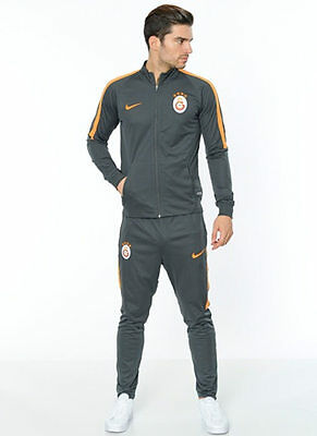 Galatasaray Survetement Training 2016 17 Poches avec zip anthracite