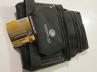 Riggers or Electricians leather tool or nail bag
