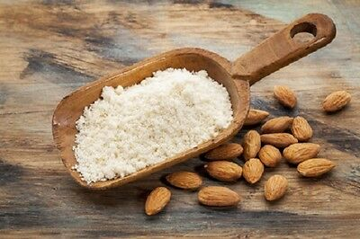 Almond Flour 1kg 500g Ground Almonds High Protein Low Carb Free Delivery