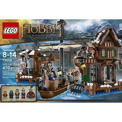 LEGO The Hobbit LAKE-TOWN CHASE 79013 New Sealed Set Lord of the Rings LotR