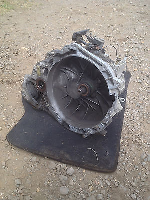 Ford Mondeo Mk3 (2000-2007) 5 Speed Manual Gearbox 1S7R7002BF