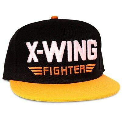 Star Wars VII The Force Awakens X-Wing Fighter Snapback Cap
