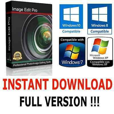 Image Editing Software - Alternative For Photoshop Cs 5 - Full Pc Version !!!