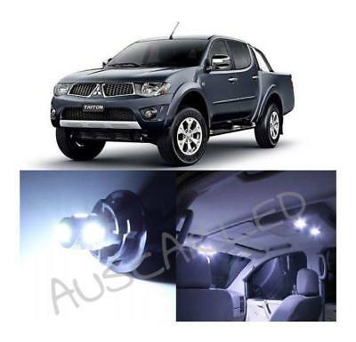 Mitsubishi Triton Glx R ML MN Super Bright White LED Interior Light Kit