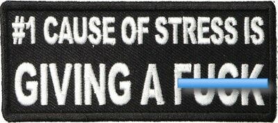 Fairness Is NOT Giving My Money To Lazy People Embroidered Biker Patch PAT-0609