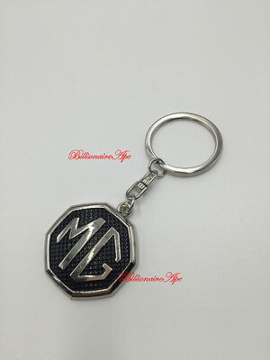 Mg Keyring Stainless Car Logo Fob Keyrings Key Ring Key Chain
