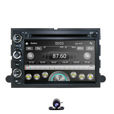 """7"""" E Car Stereo DVD Player For Ford F150 2004-2008 GPS Radio ipod Bluetooth USB"""