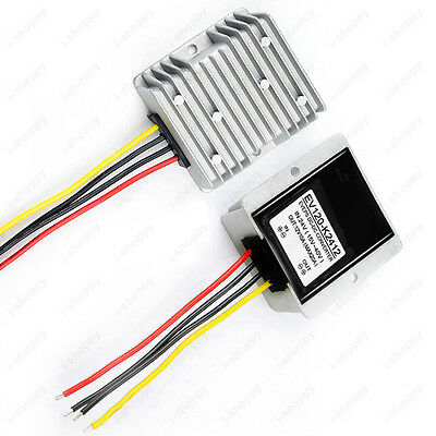DC Voltage Reducer Converter Transformer Inverter 24V Step Down to 12V/6A 70W