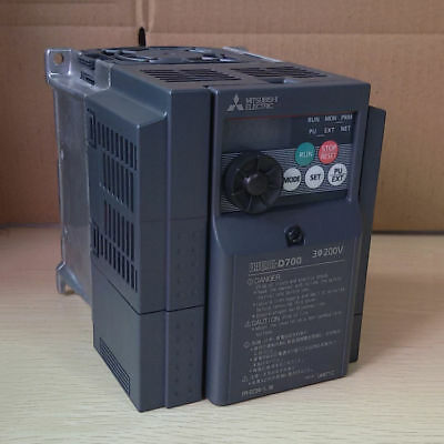 Updated FR-D700 FR-D720-1.5K VFD Inverter 220V 3 Phase 1.5KW Output 200~240V