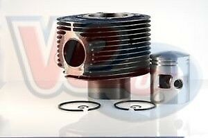 Vespa Cosa PX Rally 200 Standard 3 Port Cast Iron Cylinder & 66.5mm Piston Kit