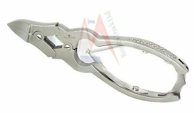 Professional Cantilever Podiatry Instruments Toe Nail Nippers Cutters Clippers