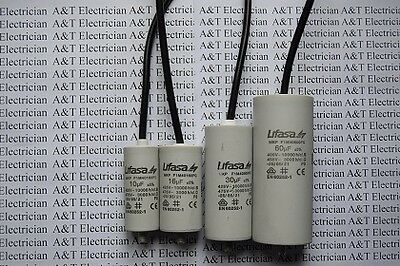 Electric Motor Capacitor 4-80 uf  Fast shipping