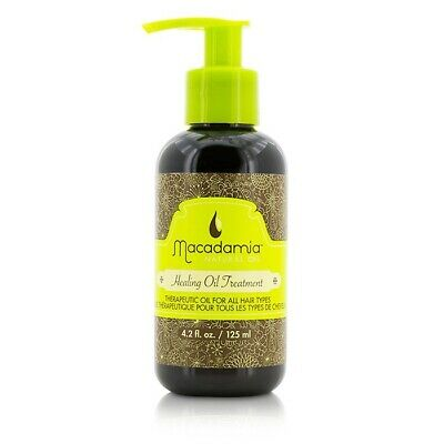 Macadamia Natural Oil Healing Oil Treatment (For All Hair Types) 125ml