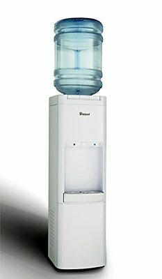 NEW Whirlpool Commercial Water Cooler Ice Chilled Water White Water Dispenser