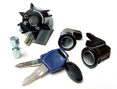 Peugeot Elyseo/Elystar Ignition Switch with 2 locks and keys