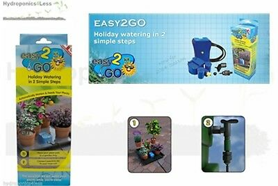 Autopot Easy2Go Holiday Plant Flower Watering Kit Automatic Water Hydroponics
