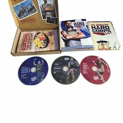22 HARD CORPS brand new, sealed, free shipping !!