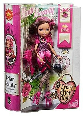 Ever After High Reale Briar Beauty Mattel Bfx24
