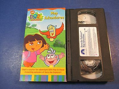 Dora The Explorer Super Map on