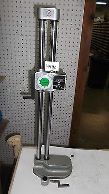 "12"" Dial Dual Beam Height Gage **new**"