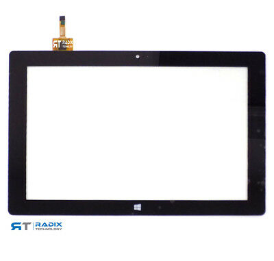 Touch Screen Digitizer For Windows Tesco Connect 10 Inch Tablet 1GB RAM