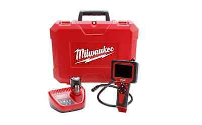 Milwaukee M12 12-Volt Lithium-Ion Cordless M-Spector AV Multimedia Camera Kit