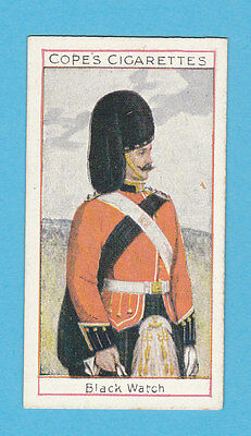 Military  -  Cope  Bros.  -  Rare Eminent British Officers Card No. 11  -  1908