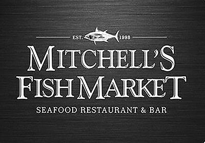 Mitchell's Fish Market Gift Card - $25 $50 or $100 - Email delivery