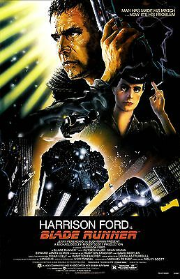 BLADE RUNNER 11X17 Movie Poster collectible RARE CLASSIC
