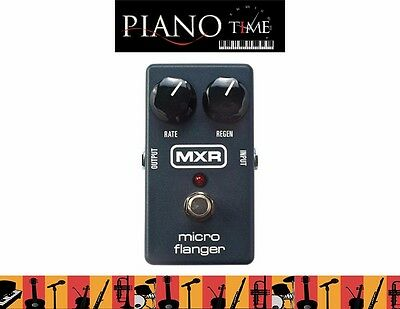 BRAND New MXR M152 Micro Flanger Effects Pedal