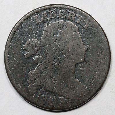 1803 S-246 R-3 Small Date, Small Frac Draped Bust Large Cent Coin 1c