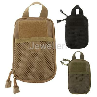 Outdoor Tactical Waist Pack EDC Camping Hiking Pouch Mobile Phone Bag
