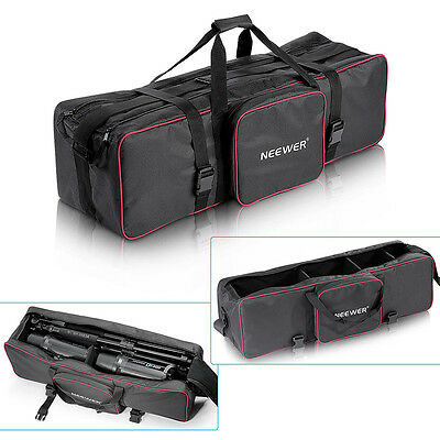 """Neewer 30""""x10""""x10"""" Photo Studio Kit Large Carrying Bag for Light Stand Umbrella"""