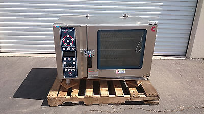Alto Shaam 6.10 ML Combitherm Combi Oven  in 208V Electric ***PRISTINE***