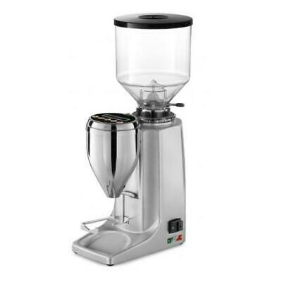 Brand New Quamar M80E OD Electronic Commercial Coffee Bean Grinder
