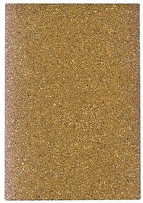1 Reuseable Corkboard for use with hammer & nail tap tap sets hammering toy