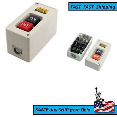 ON / OFF Heavy Duty Industrial Switch - - - 3 terminal - - 30 amp 30A HD