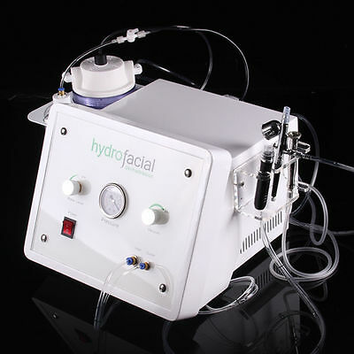 3in1 Hydra Dermabrasion Vacuum Spray Diamond Microdermabrasion Machine Skin Spa