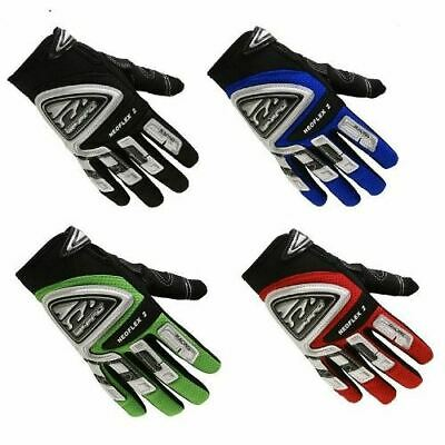 Bike It GP-Pro Neoflex-2 Motorcycle Motocross Quad ATV Racing Gloves Kids Youth
