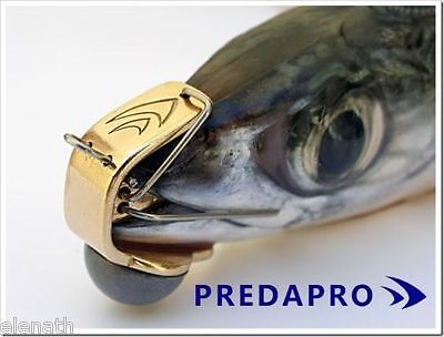 PredaPro Trolling Dead Bait Fishing Lures Sizes 1&2