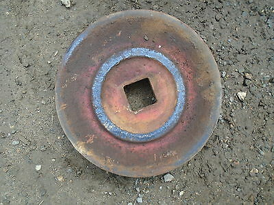 Massey Ferguson Disc Harrow End Plate