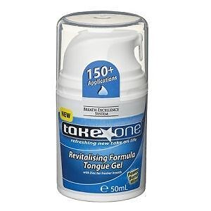 Take One Revitalising Formula Tongue Gel 50ml