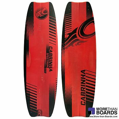 Cabrinha Spectrum Kiteboard - only with fins - 2016