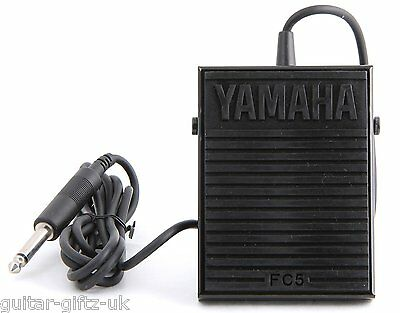 Genuine Yamaha FC5 Footswitch Sustain Pedal