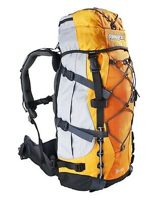 AspenSport Trekking-Rucksack | BORNEO 55 Liter | Orange
