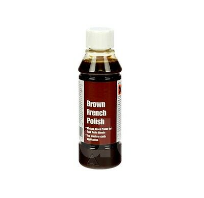 250ml Brown French Polish | Box of 2, 4 or 6