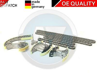 for AUDI A4 A6 A8 Q7 VW TOUAREG UPPER LOWER DIESEL ENGINE TIMING CHAIN KIT A